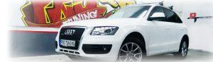 Audi Q3 Standard tuning